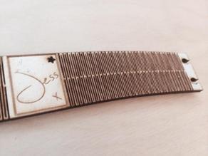 Named Bracelet.