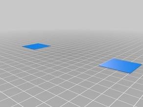 Calibration Squares