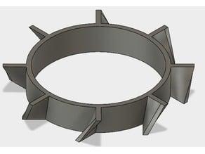 Fan blades 40x40
