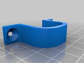 Hydroponics 3/4 inch tubing wall strap