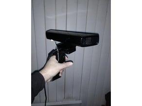 Kinect 360 HandHeld 3D Scanner
