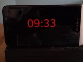 BlackBerry Z30 Desk holder