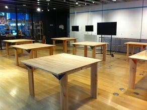Opensource Furniture -Mozilla Module 3D Model-