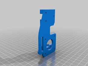 CR10s Extruder drive holder with filament sensor