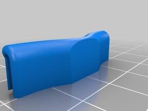 Remix of belt tensioner for slimer spaces on P905