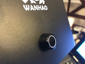 Wanhao D7 v1.3 Power Button Spacer