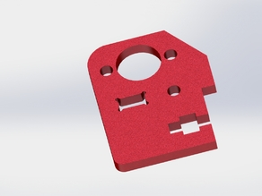 Prusa i3 steel T8 lead screw left & right part