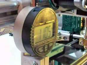 Digital Micrometer fast-clamp mounting for k8200/3drag.
