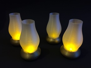 Hurricane lamp remix