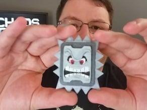 Thwomp Magnet (New Super Mario Bros U)