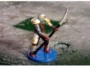 Polearm knight