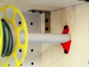 Spool holder holder
