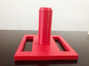 Simple Tissue Roll Holder