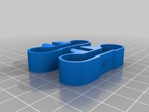 Remixed Prusa I3 MK2 mini Z anti-vibration supports
