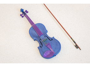 Full Size Acoustic Violin