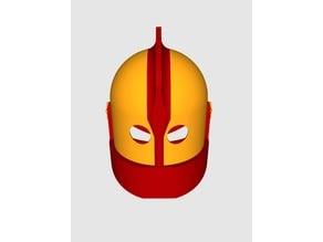 The Real Iron Man Helmet