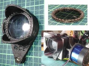 GoPro Lens Hood for TAROT T-2D gimbal