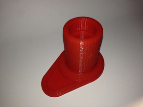 Filling stand for Kayfun (lite) E-Cig atomizer