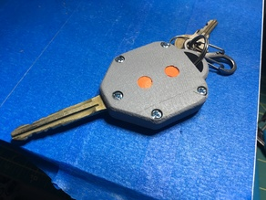 Toyota Hilux 2005 Key Fob Case B41TA type