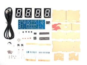 Case for Digital Clock DIY Kit