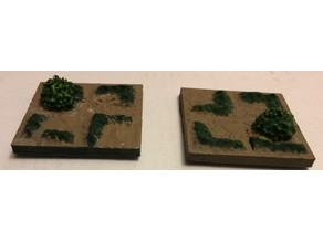 Brush Terrain