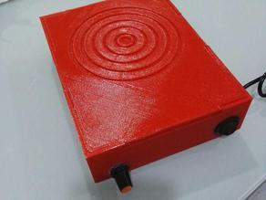 Magnetic stirrer for vapours or chemical