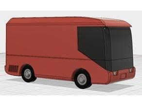 Delivery Van (28mm)