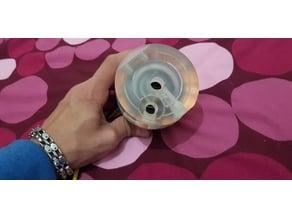Water cooling block pump