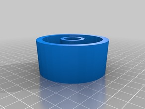 60mm Spool to 8mm Bearing Adapter