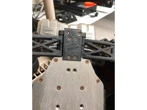 B6D Rear Skidz Plate