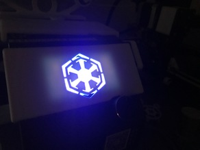Creality CR-10 Star wars Old Republic LCD Cover