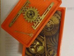 Gear Latching Tarrot Deck Box