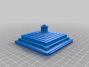 Tardis Puzzle Box Cover