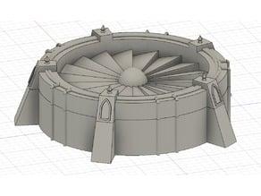 SciFi Turbine
