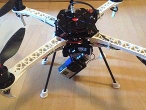 SK450 Quadrocopter Landing Skid for Gimbal
