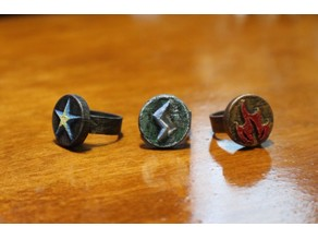 Children's Power Rings