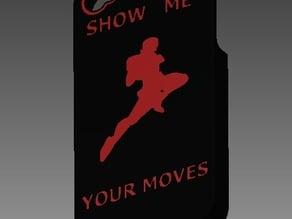 Show me your moves! Captain Falcon iPhone 4/4S case