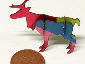 Mini Reindeer
