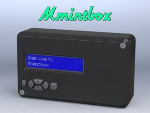 Mmintbox 1 Enclosure