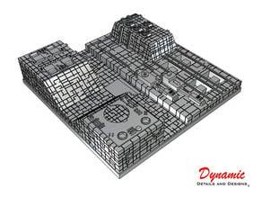 Death Star Surface Tile 01C