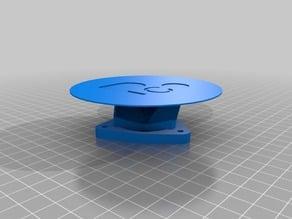 Vent Diffuser for Printer Enclosure