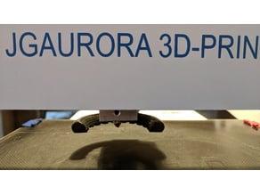 Jgaurora A3S, A5S Fan Duct