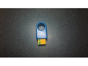 Key Fob  XT90 Antispark Loop XT90S