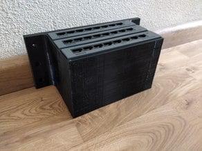 Netgear gs308 switch wall mount
