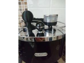 De'Longhi Portafilter Espresso Tamper - 52mm