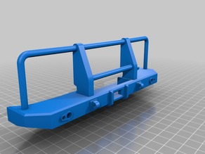 Another Reinforced RC Front Bumper