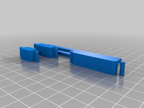 OpenScad D-Sub Library