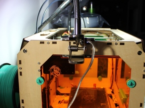 FlashForge / Replicator Front & Side Opening Window Covers for Enclosure