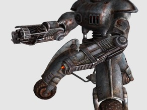 Sentrybot from Fallout