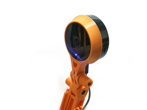 Xiaomi Mijia 1080 adapter compatible with GoPro mount
